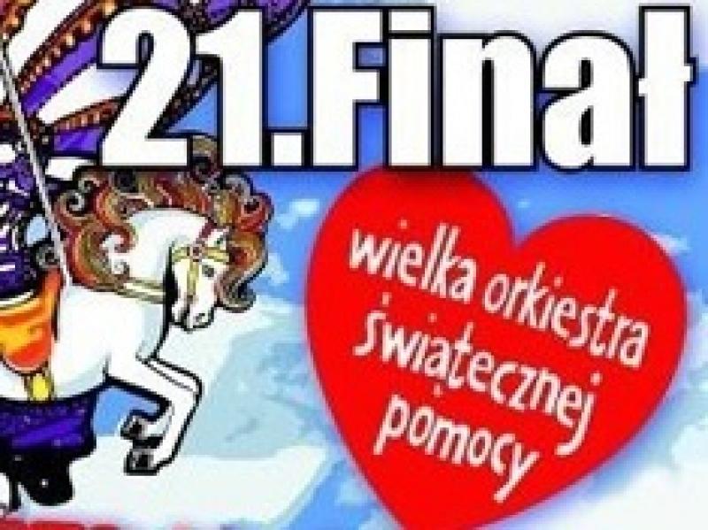 Finał WOŚP. Program