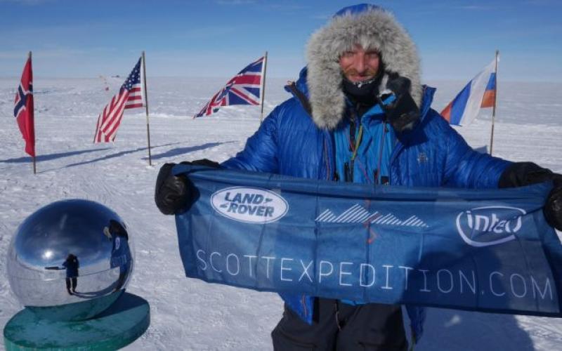 Najdłuższa wyprawa polarna napędzana siłami człowieka