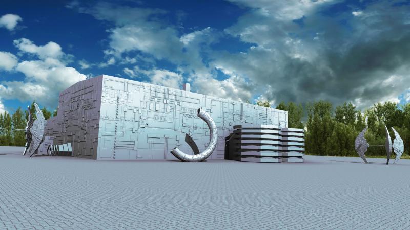 Nowe muzeum człowieka