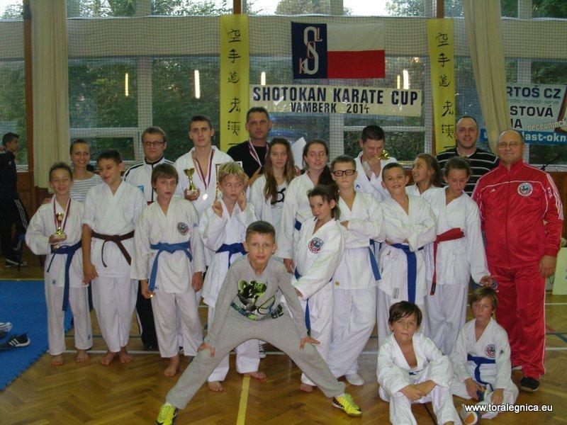 Sukces zawodników KKS TORA