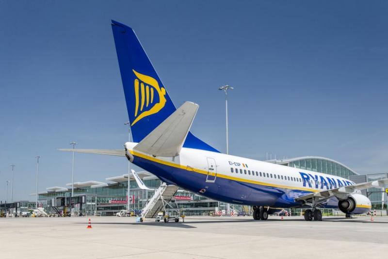Nowości Ryanaira na lato 2016