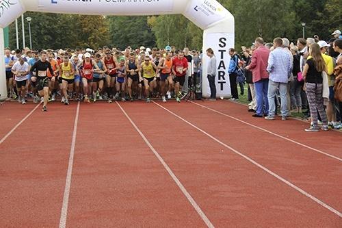 Wielkie bieganie już wniedzielę