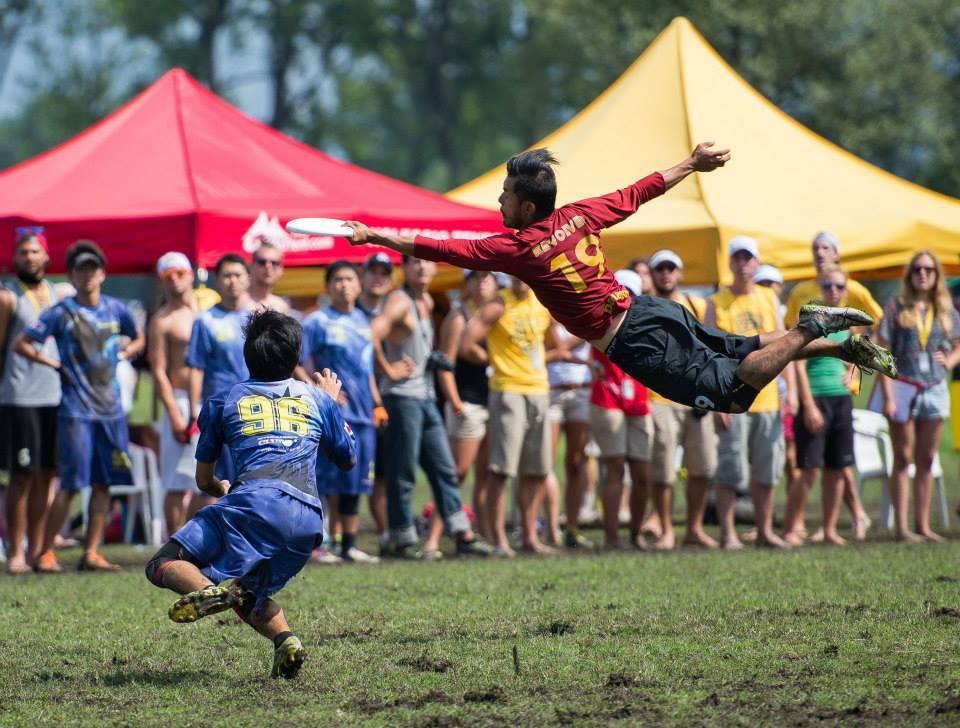 Najlepsze europejskie drużyny Ultimate Frisbee weWrocławiu