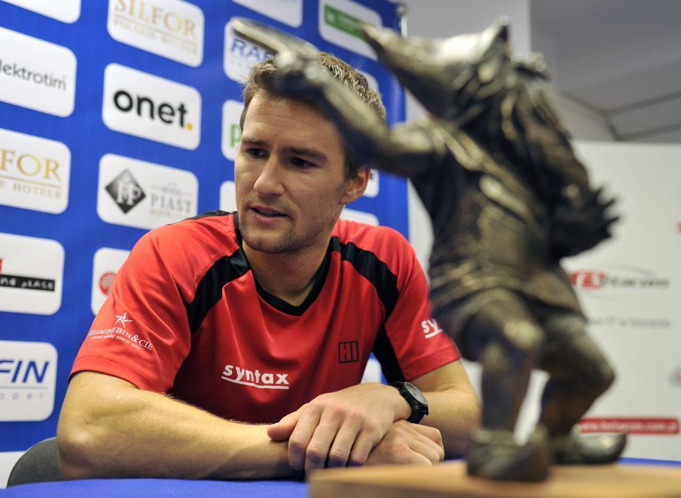 Challenger ATP Wrocław Open – przyjaciel Federera triumfatorem singla