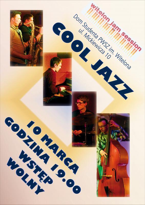 Cool Jazz na Witelon Jam Session