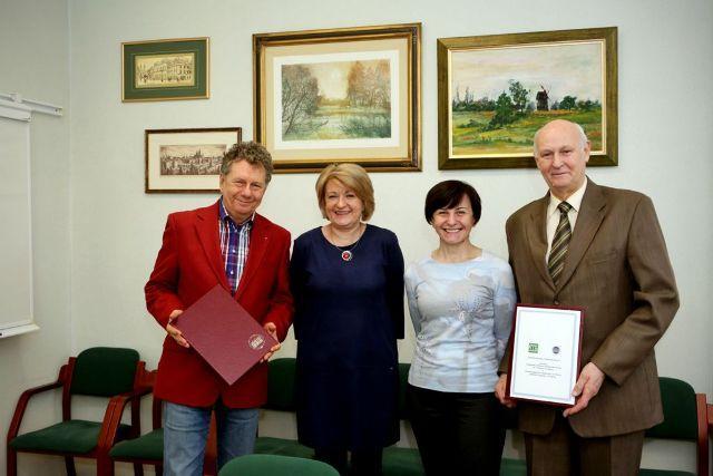 Porozumienie owspółpracy ze Stowarzyszeniem Księgowych wPolsce