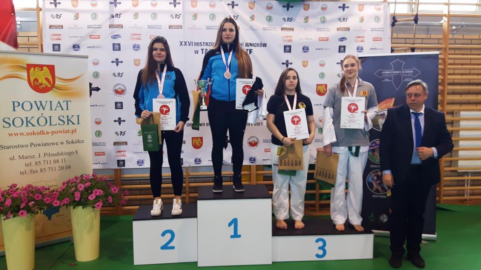 XXVI Mistrzostwa Polski Juniorów Dobrowa Białostocka 2017