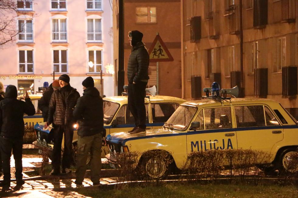 Autorzy filmu Double IronMan pożegnali Legnicę