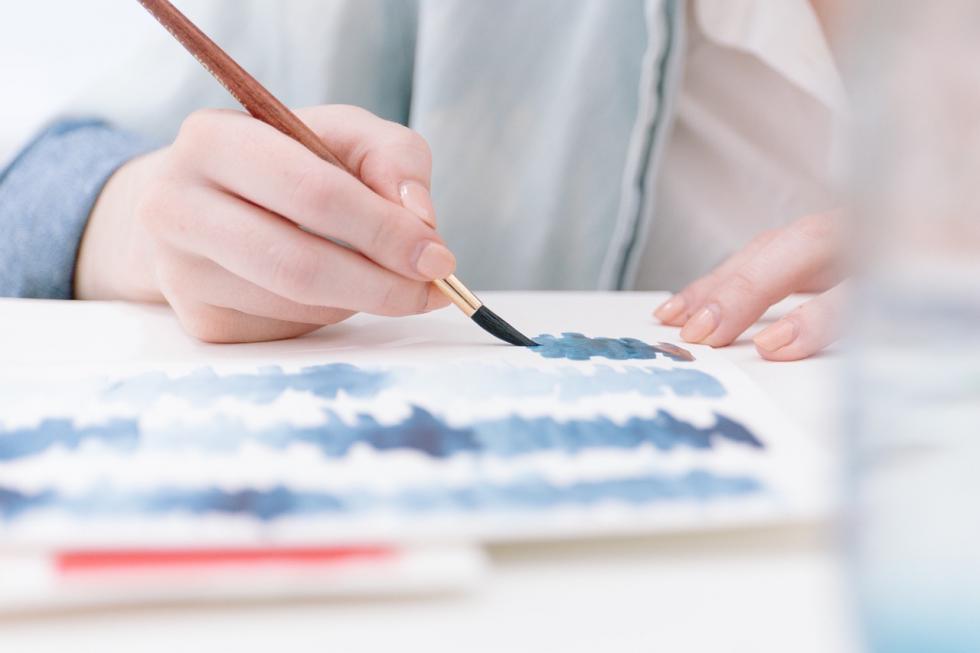 Aby tworzyć sztukę, trzeba mieć talent?