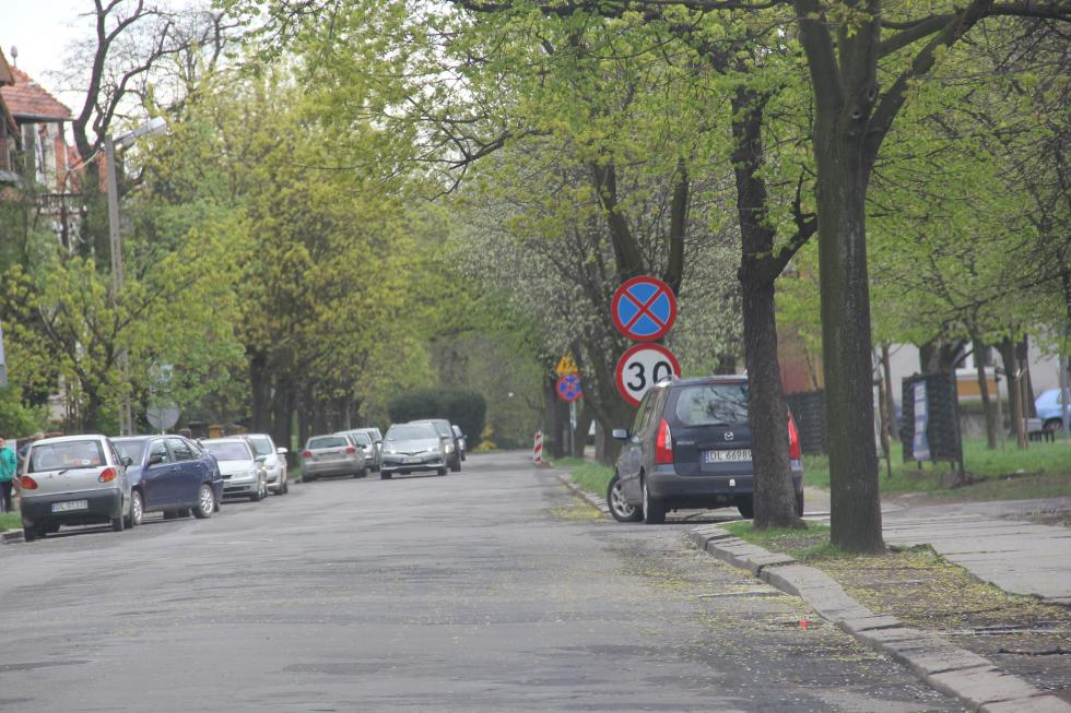 Przebudowa kolejnych legnickich ulic