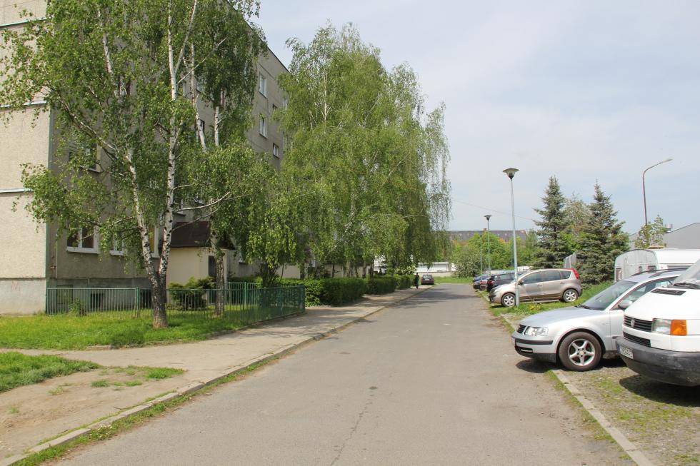 LBO 2017. Parking ichodniki przy ul. Bydgoskiej
