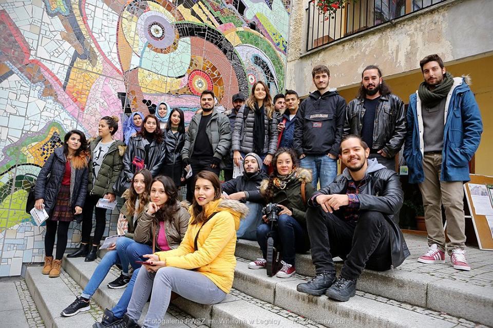 Legnica ważnym ośrodkiem wymiany wramach Erasmus+