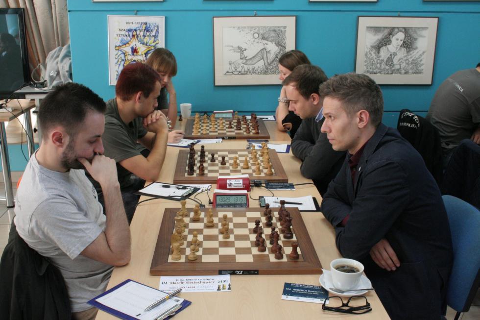 Ekstraliga  szachowa
