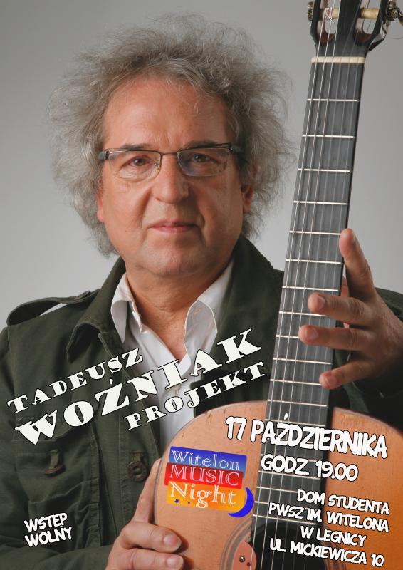 Tadeusz Woźniak zainauguruje Witelon Music Night
