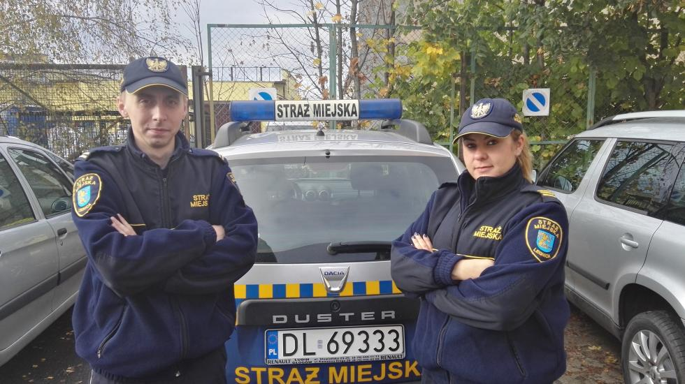 Nowa metoda oszustwa – na strażnika