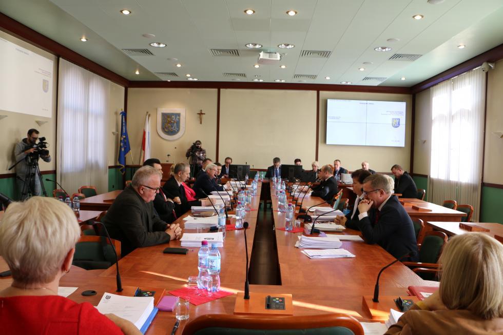Efekty sesji Rady Miejskiej