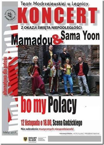 Radosny koncert dla Niepodległej – BO MY POLACY