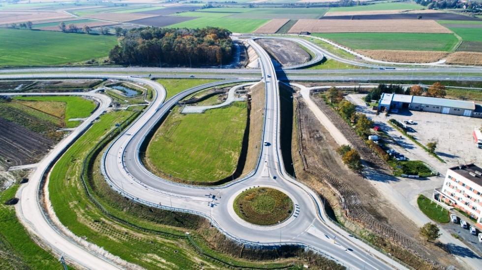 Nowe 19 km trasy S5 między Poznaniem a Wrocławiem