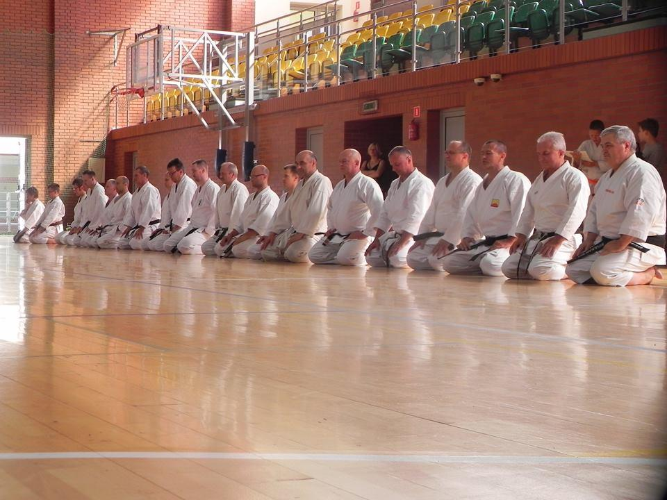 Karatecy powalczą wLegnicy