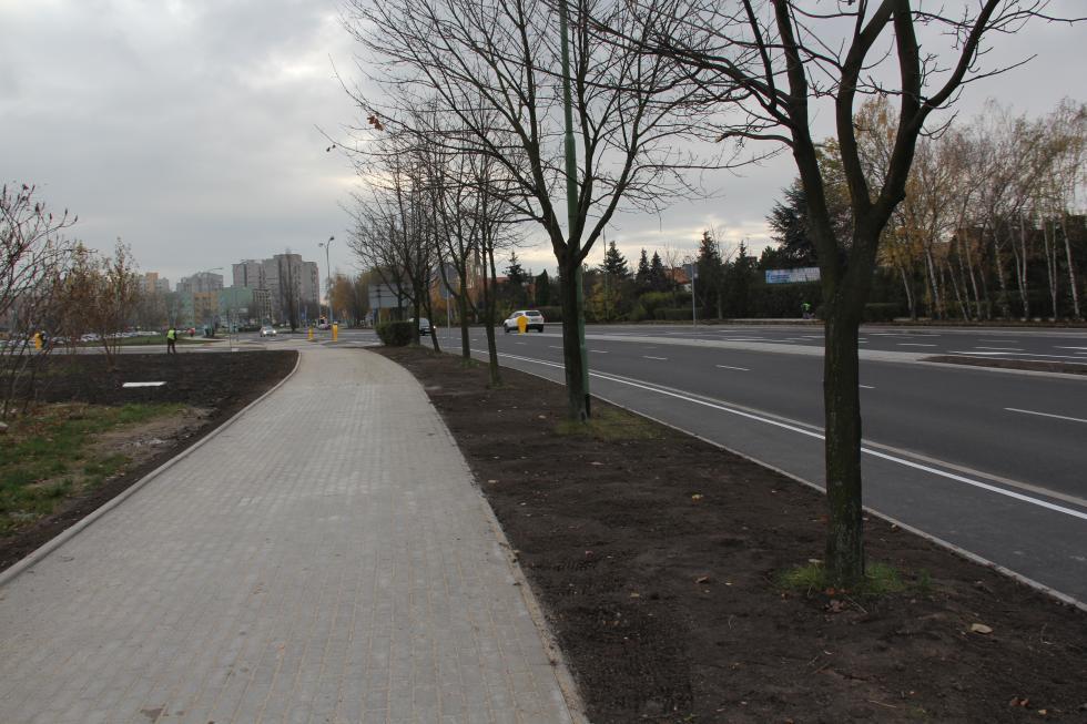 Kolejna legnicka ulica przebudowana