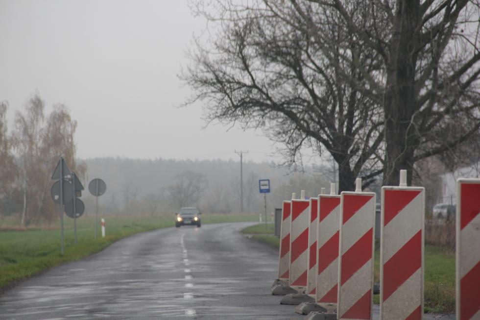 Przebudowa ulicy Pątnowskiej