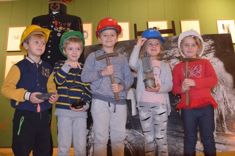 Atrakcyjne lekcje muzealne dla najmłodszych
