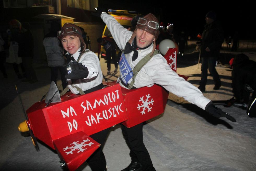 Bieg Sylwestrowy – jedyny taki bieg narciarski wPolsce