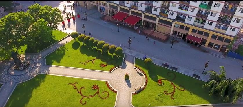 Legnica znagrodą na Drone Film Festiwal
