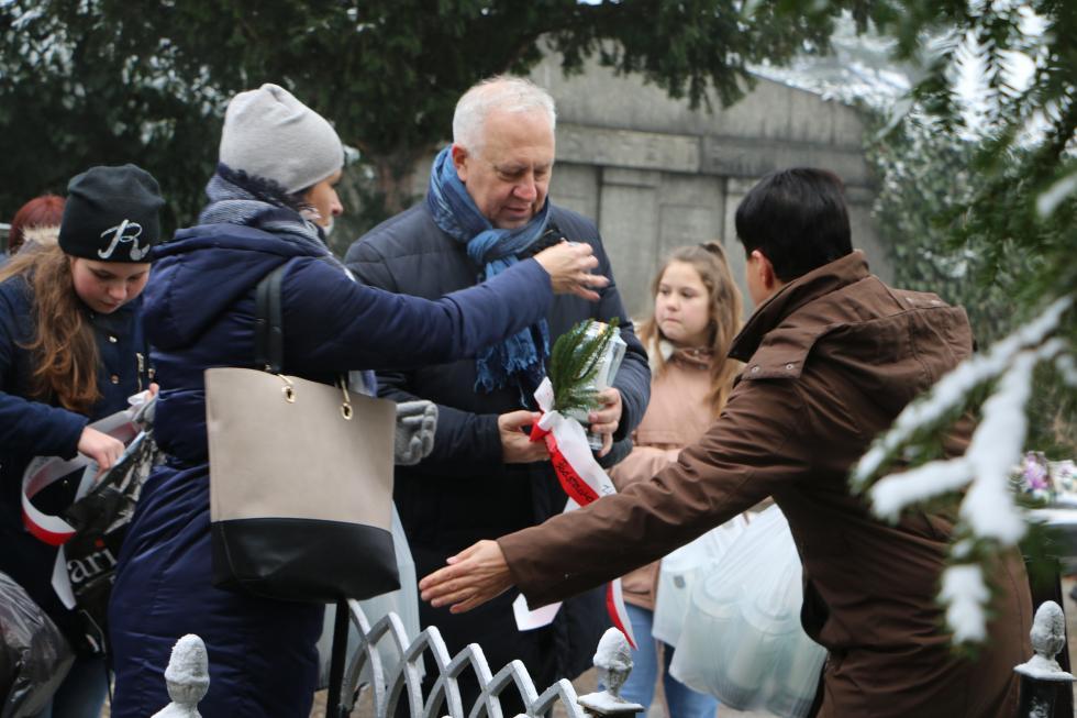 Legnickie obchody 99. rocznicy powstania wielkopolskiego