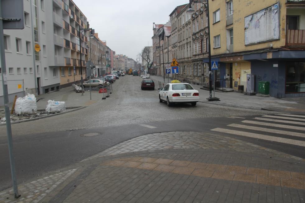 Przebudowa ulicy Wrocławskiej