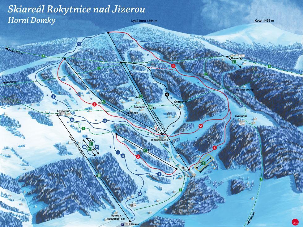 Po nowym roku na narty zOSiR-em