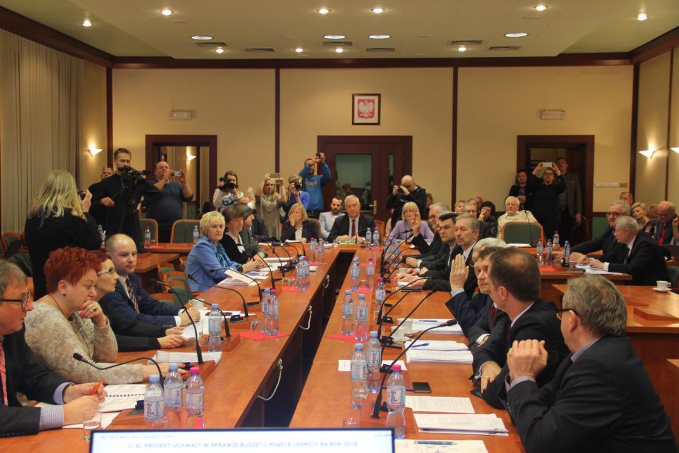 Legnica ma budżet na 2018 rok