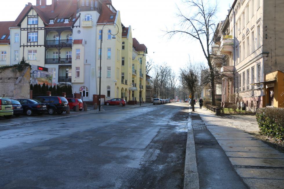 W poniedziałku zmiana ruchu na ul. Mickiewicza