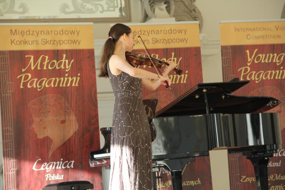 Młody Paganini. Jak te skrzypce grały