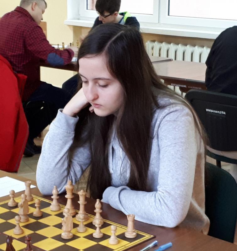 Awans szachistów Miedzi