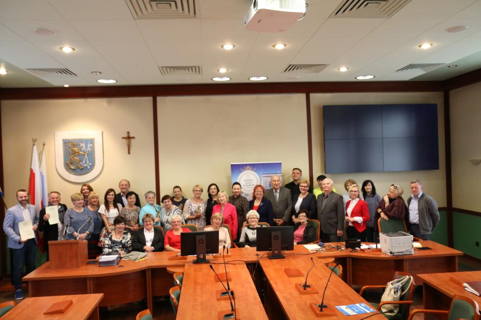 Miejska Rada Seniorów zakończyła kadencję