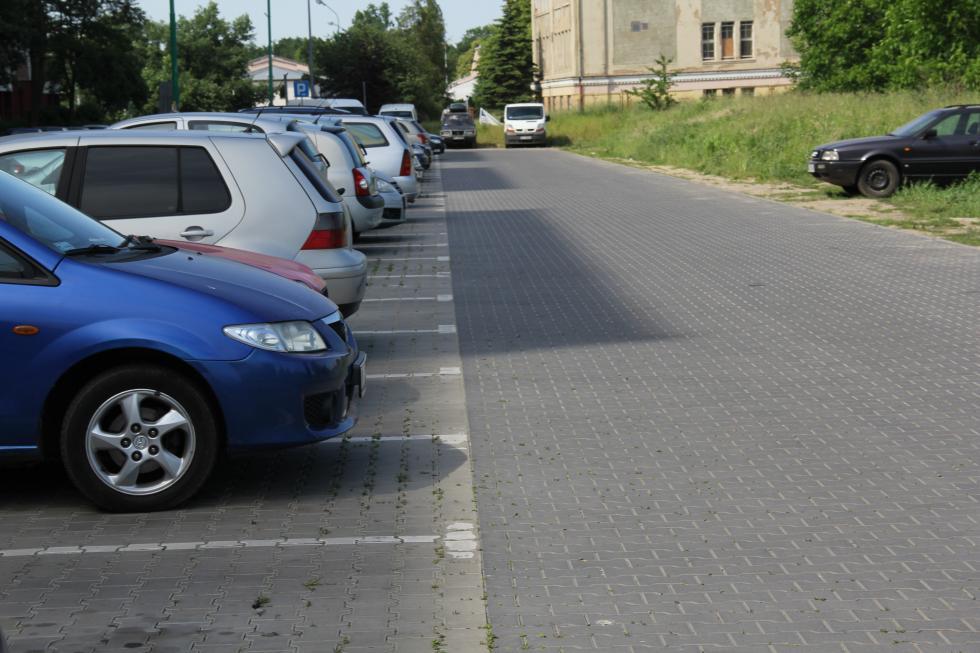 Kto wybuduje kolejny parking na Wielkiej Niedźwiedzicy?