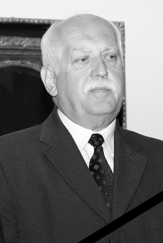 Zmarł Profesor Stanisław Moryto