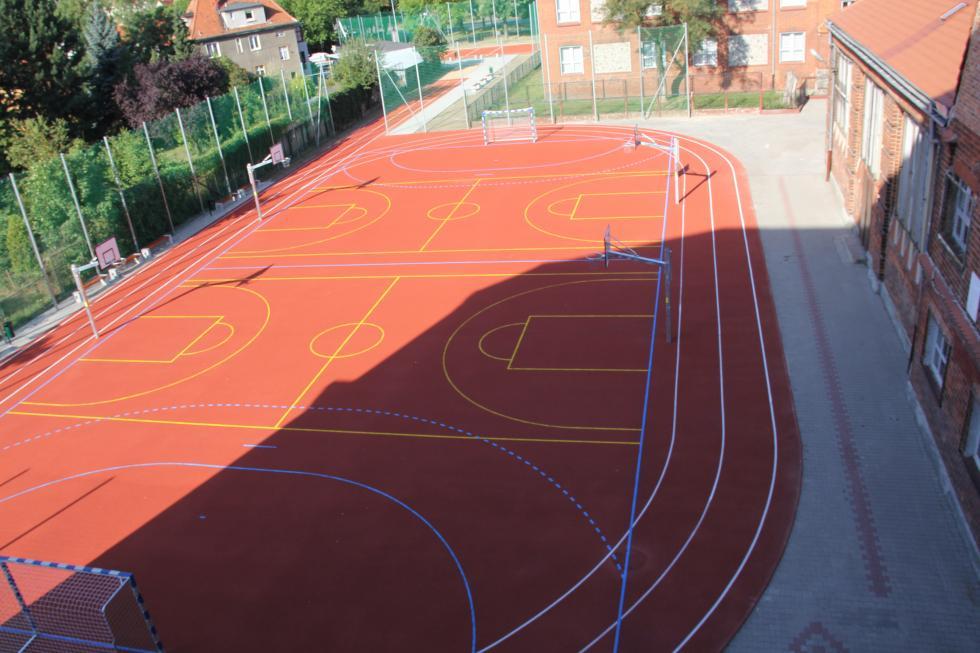 Wakacyjne zajęcia sportowo-rekreacyjne