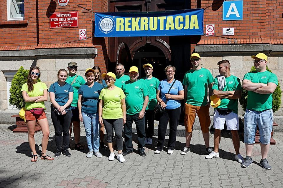 Wolontariusze zPWSZ wyjechali na Ukrainę