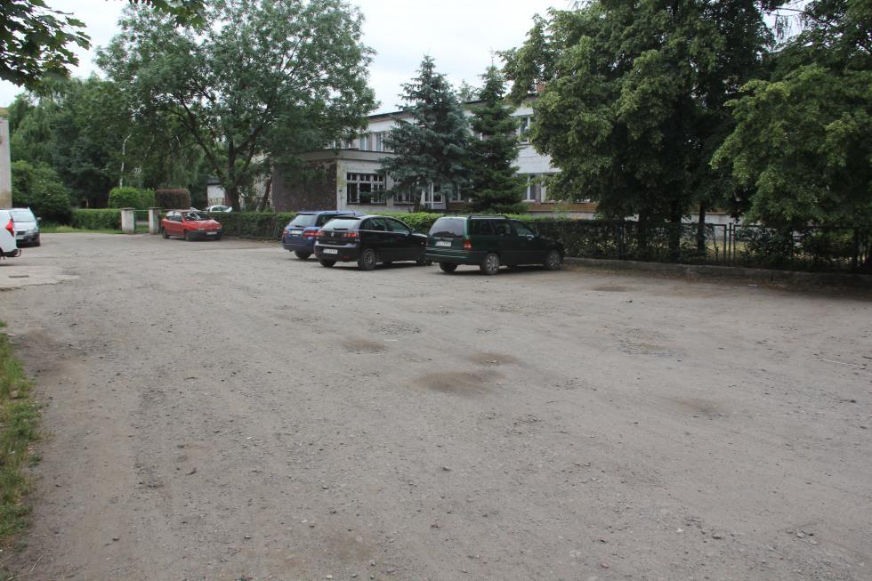 Budromos zmodernizuje podwórze przed żłobkiem przy ul. Anielewicza