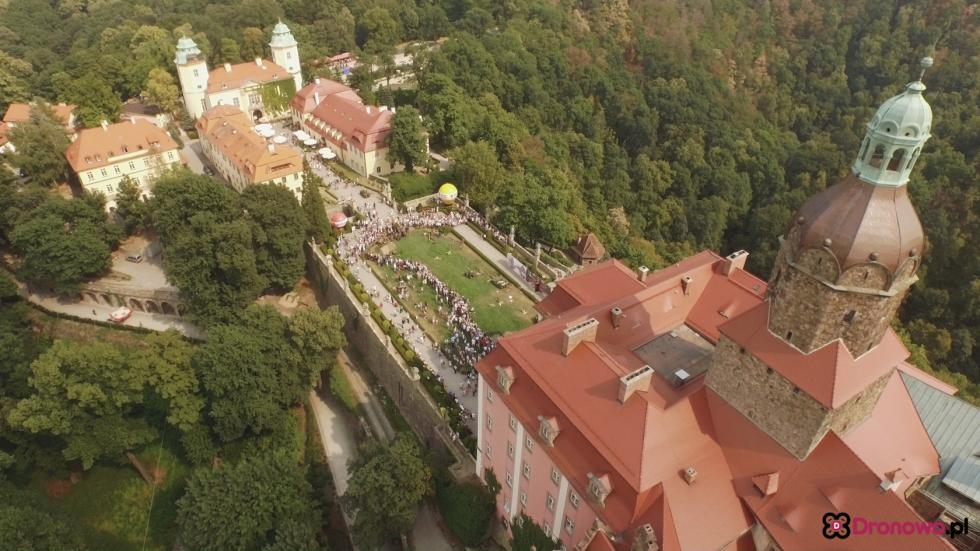 Dolnośląski Festiwal Tajemnic 11-12.08.2018 Zamek Książ wWałbrzychu