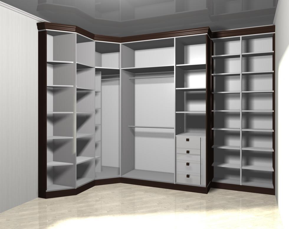 Dlaczego warto zdecydować się na szafę narożną?