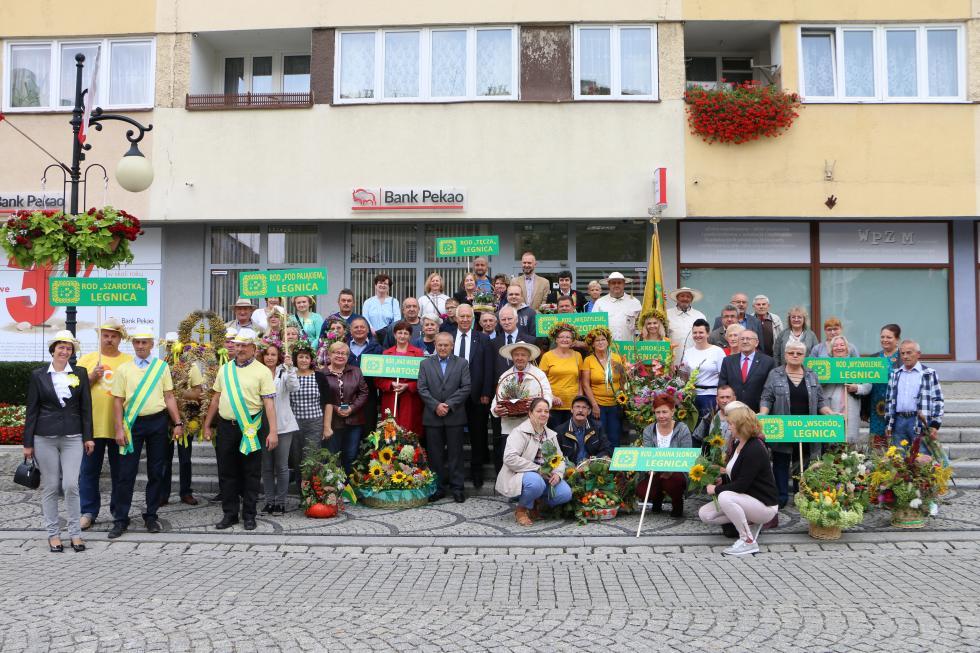 Działkowcy ipszczelarze świętowali wLegnicy