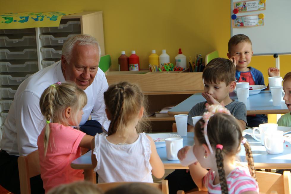 Legnickie dzieci mają dwa nowe, piękne przedszkola