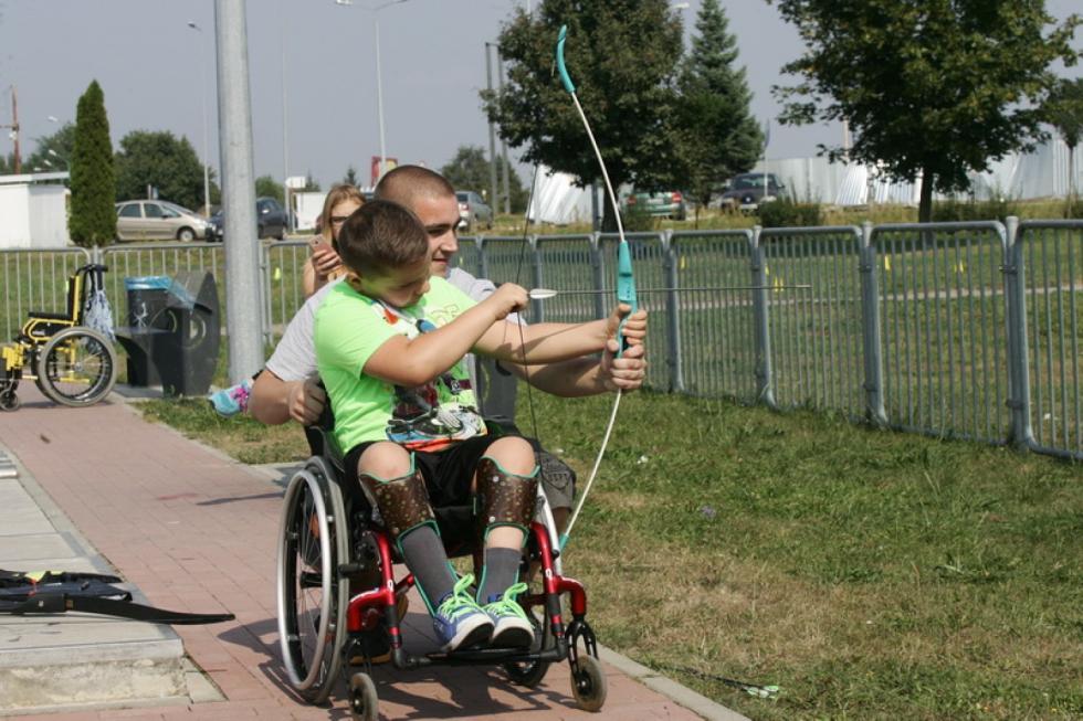 Skatepark dla niepełnosprawnych