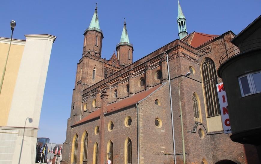 Miejska dotacja dla kościoła Marii Panny