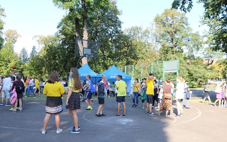 Legnicka Paraolimpiada to fajna zabawa