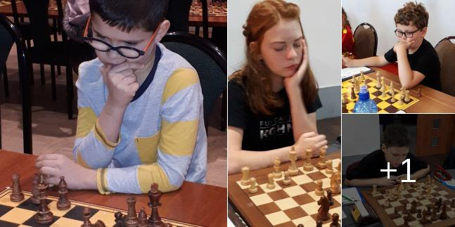 5 medali szachistów Miedzi
