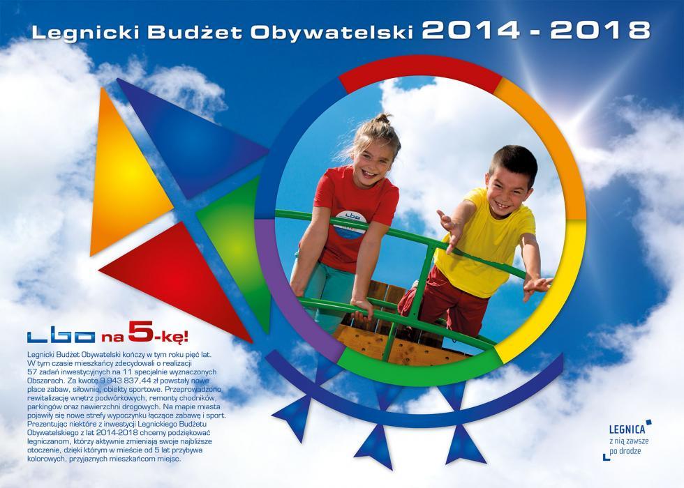 Jubileusz Legnickiego Budżetu Obywatelskiego